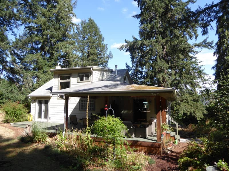 Housesitting assignment in Cottage Grove Oregon United