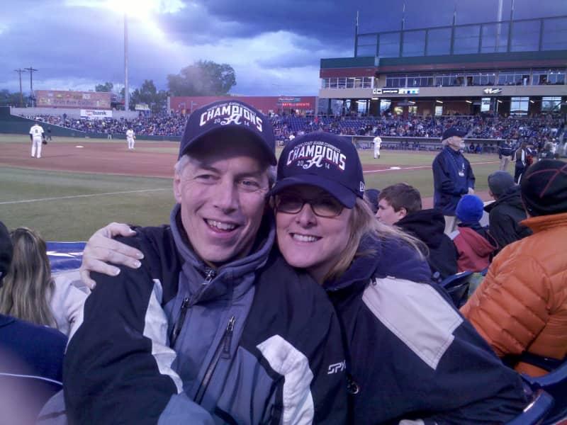 Robert & Kelly from Reno, Nevada, United States