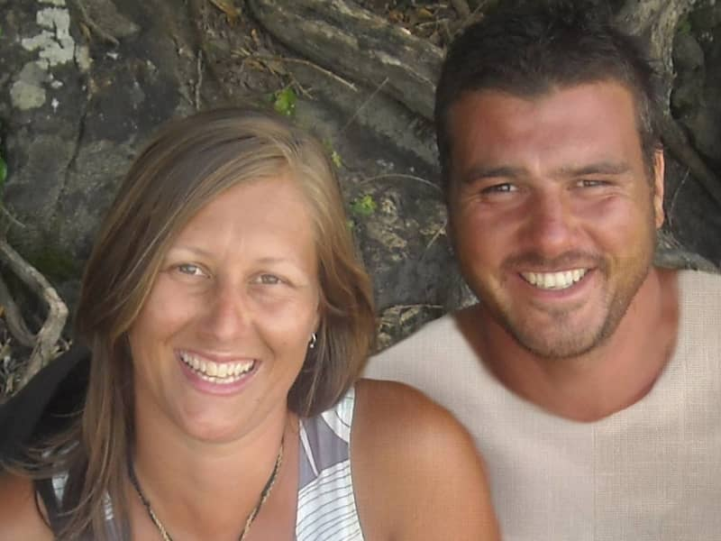 Jarman & Susan from Thames, New Zealand