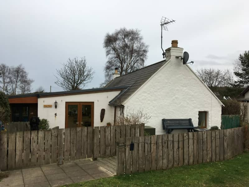 Housesitting assignment in Fochabers, United Kingdom