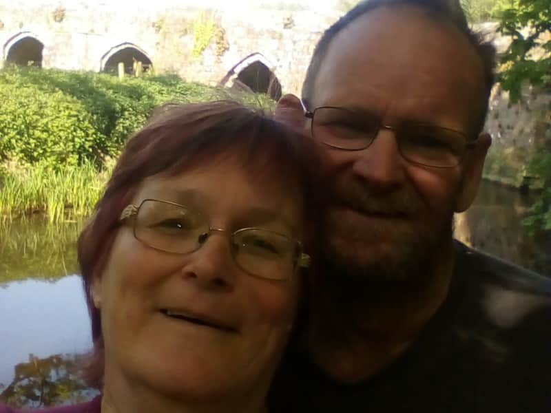 Robyn & Graham from Whangarei, New Zealand