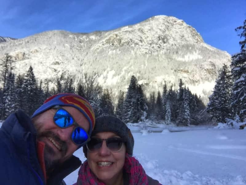 Lorraine & Steven from Kimberley, British Columbia, Canada