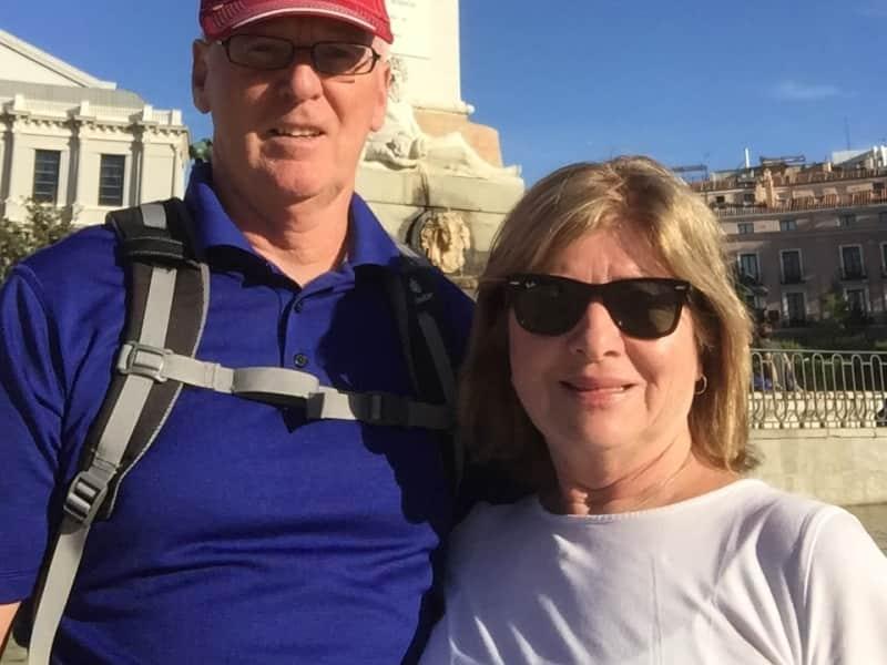 Brian & Sue from Peterborough, Ontario, Canada