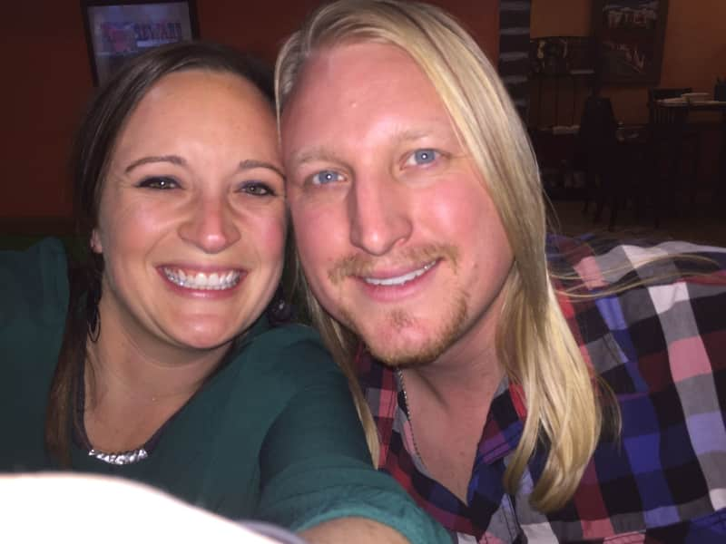 Chris and raychelle & Raychelle from Indianapolis, Indiana, United States