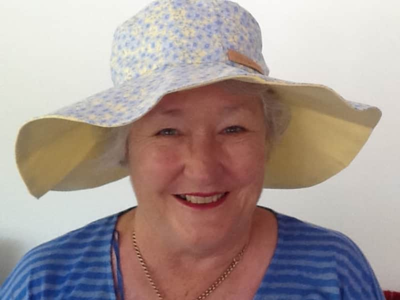 Pamela from Mudgee, New South Wales, Australia
