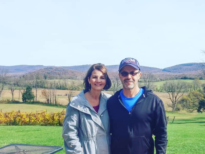 Mark & Robin from Westminster, Maryland, United States