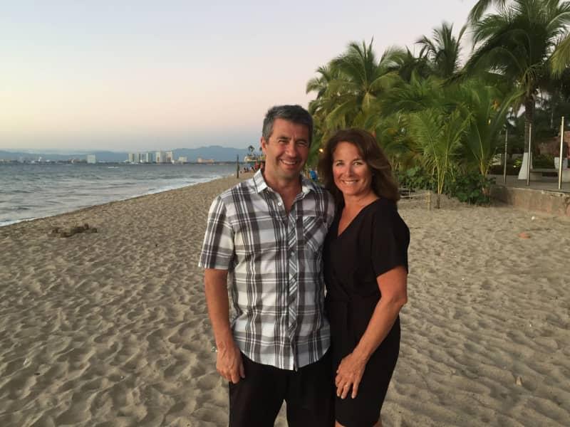 Murray & Suzanne from Vernon, British Columbia, Canada
