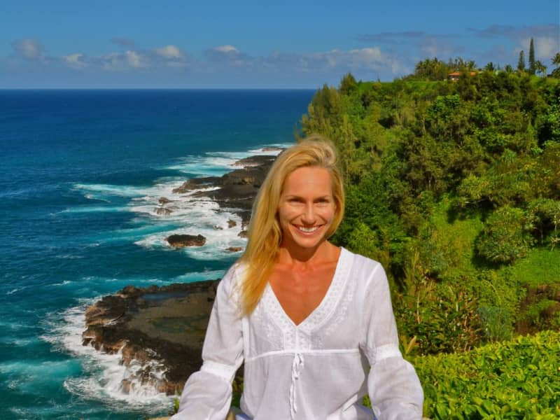 Diane from Princeville, Hawaii, United States