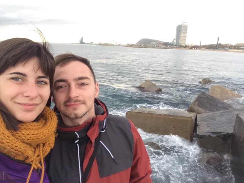 Adrian & Victoria from Andorra la Vella, Andorra