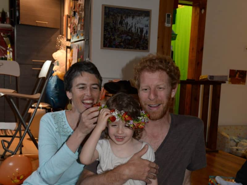 Avigail & Eitan from Teaneck, New Jersey, United States