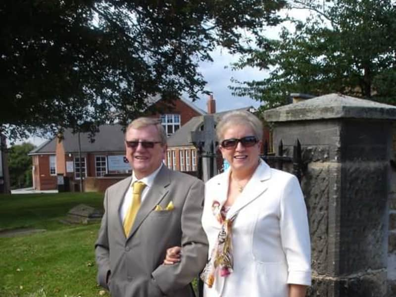 Jennifer & Peter from Market Rasen, United Kingdom