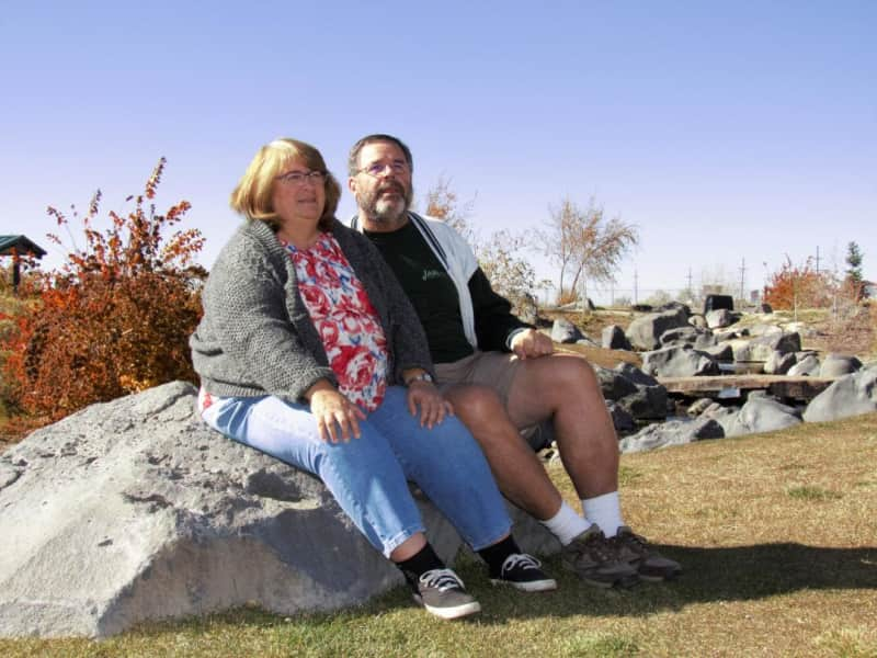 Wilma & Dave from Cheyenne, Wyoming, United States