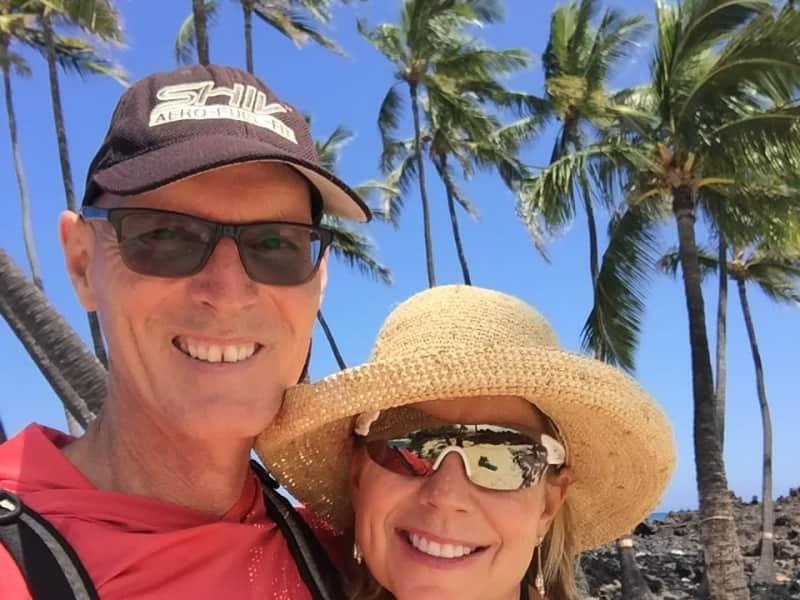 Eddie and belinda & Eddie from Kailua-Kona, Hawaii, United States
