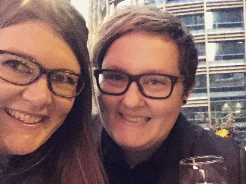 Angela & Andrea from Brunswick, Victoria, Australia