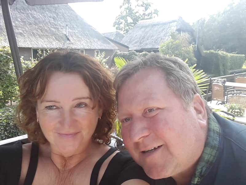 Kathryn & Per from Kendal, United Kingdom