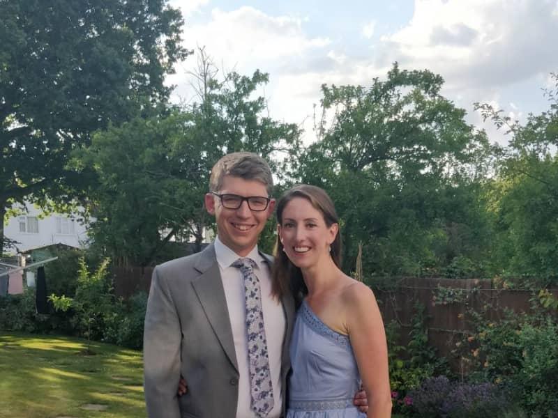 Ian & Nina from Orpington, United Kingdom