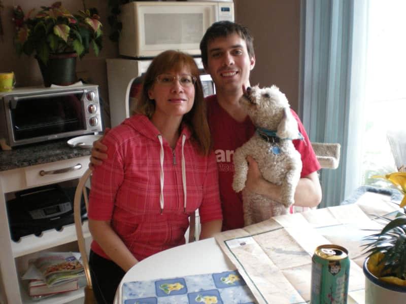 Rosemarie from Calgary, Alberta, Canada