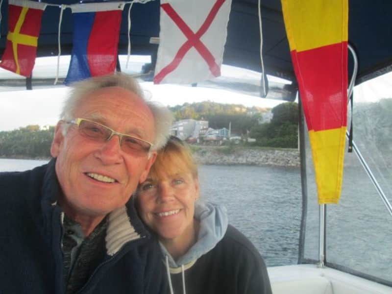 Chris & Mic from Halifax, Nova Scotia, Canada