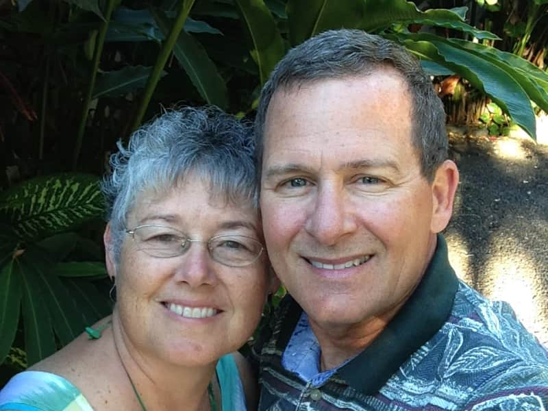 Mark & Terry from Farmington, New Mexico, United States