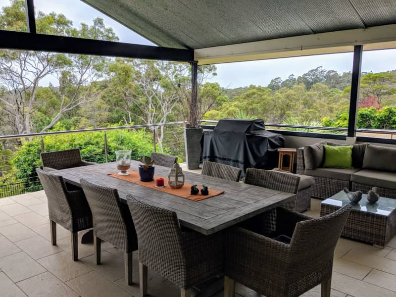 Housesitting assignment in Terrey Hills, New South Wales, Australia