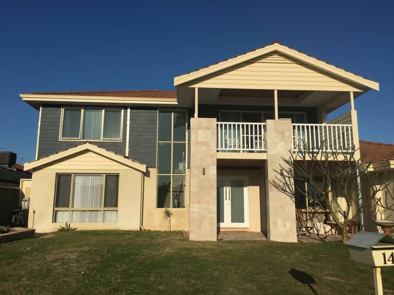 Housesitting assignment in Mullaloo, Western Australia, Australia