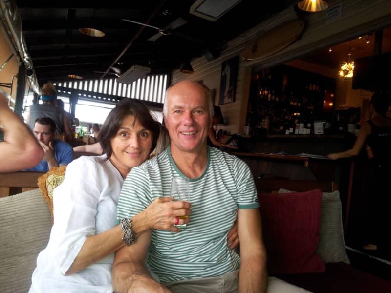Barbara & Thomas from Bowral, New South Wales, Australia