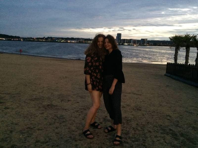 Weronika & Zuzanna from Bydgoszcz, Poland