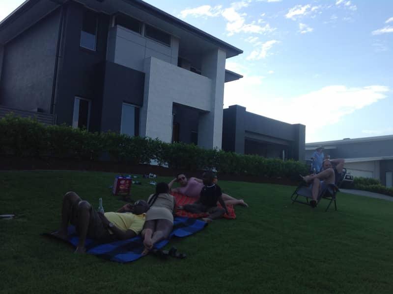 Housesitting assignment in Brookwater, Queensland, Australia