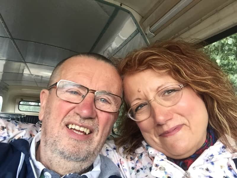 Susan & Captain paul from Scunthorpe, United Kingdom