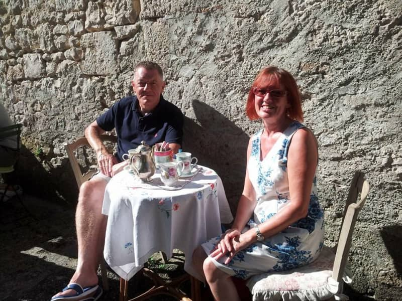 Donna & Tony from Chelmsford, United Kingdom