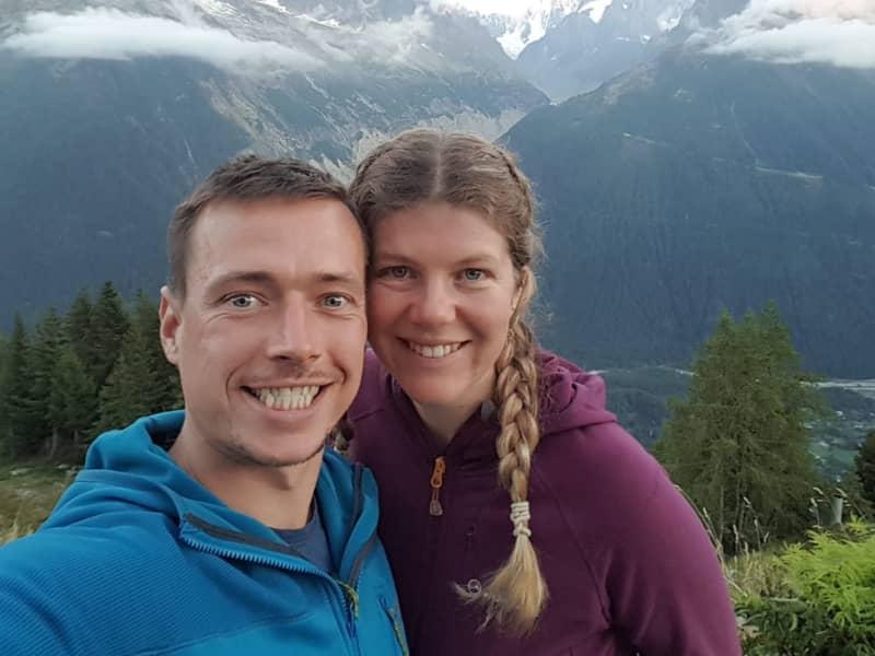 Rachel & Liam from Havelock North, New Zealand