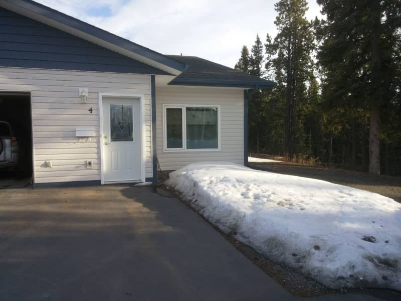 Housesitting assignment in Whitehorse, Yukon, Canada