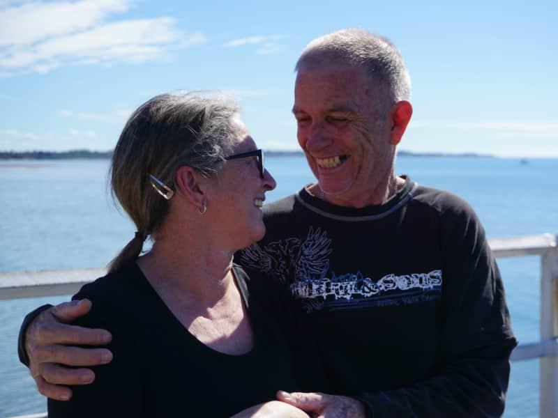 Bernadette & John from Numurkah, Victoria, Australia
