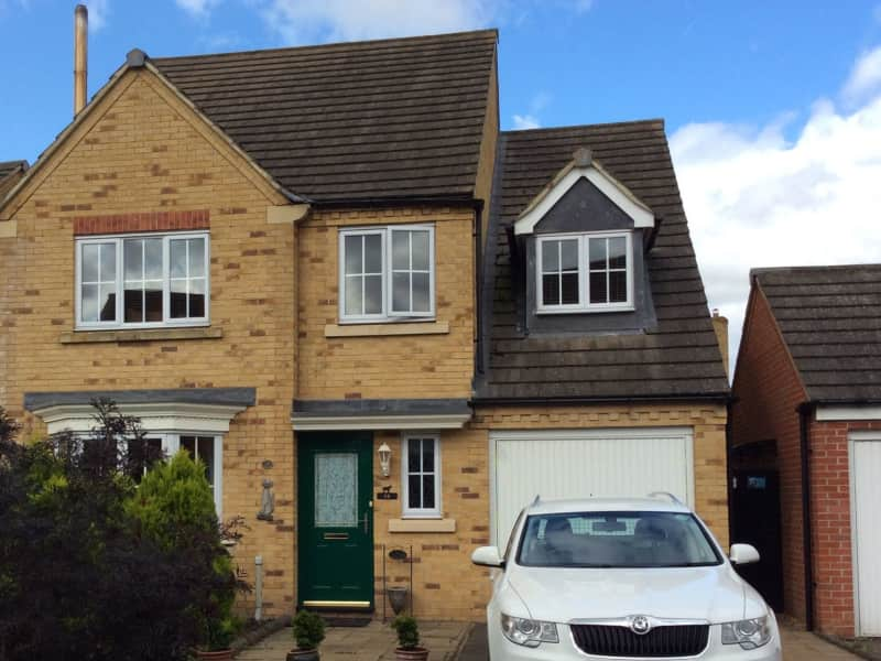 Housesitting assignment in Thrapston, United Kingdom