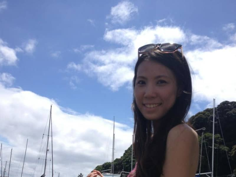 Rebecca from Swindon, United Kingdom