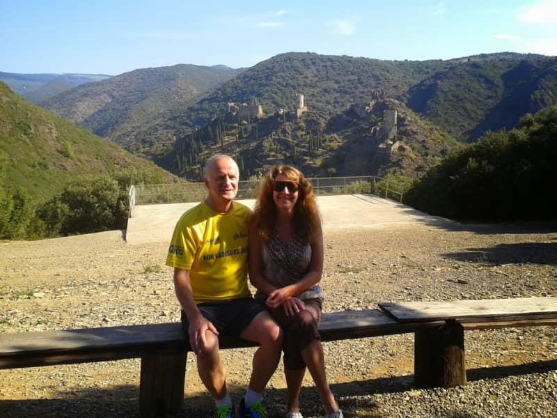 Lorraine & Aidan from Dublin, Ireland