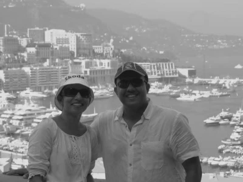 Anushka & Mahesh from Colombo, Sri Lanka