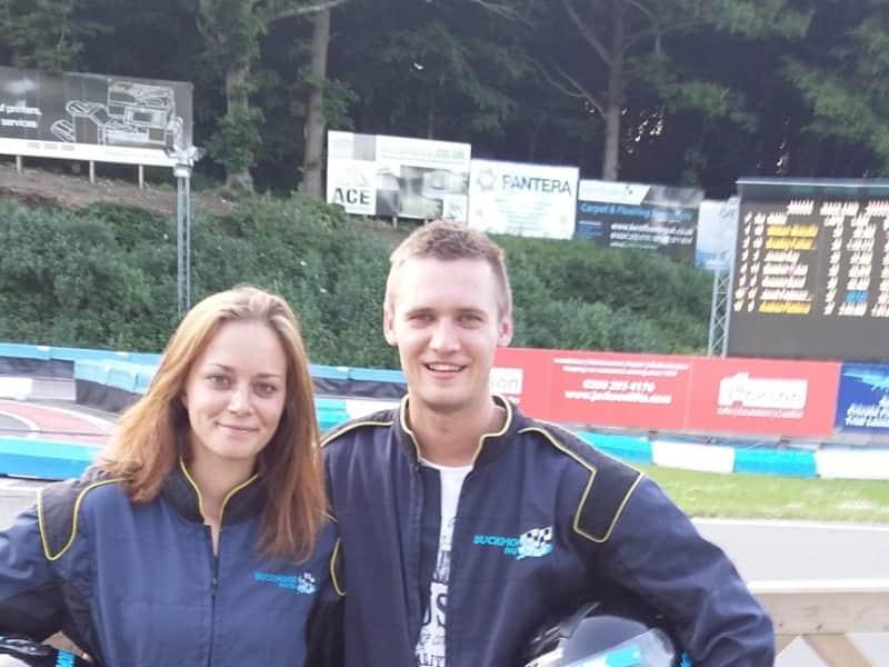 Andrea & Tomáš from Dartford, United Kingdom