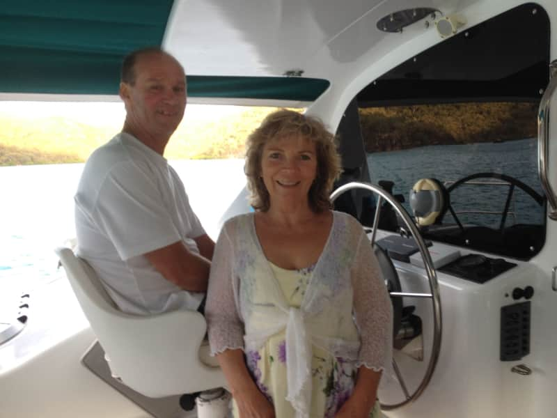 Wendy & Craig from Ulladulla, New South Wales, Australia