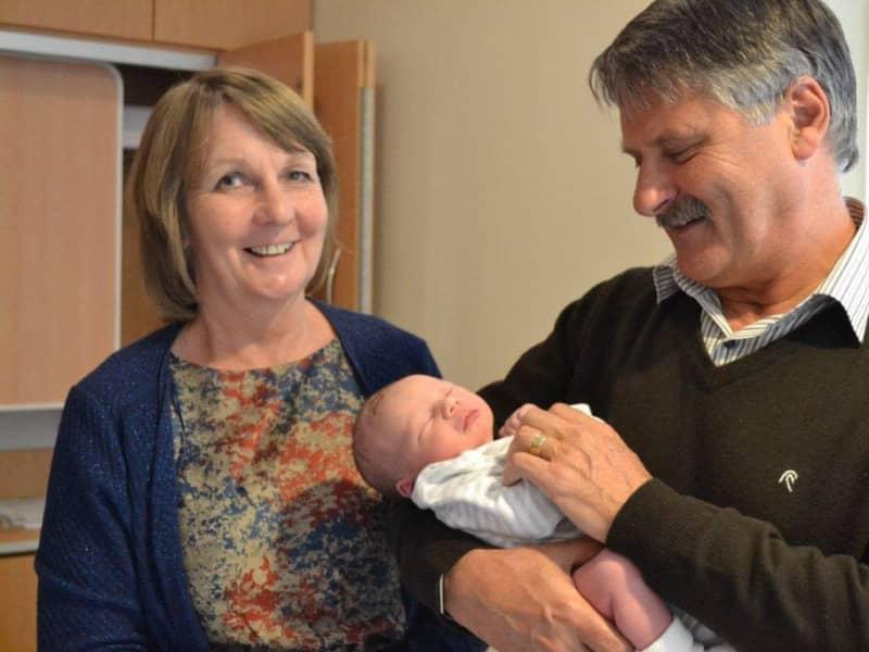 Kathleen & Ian from Portadown, United Kingdom