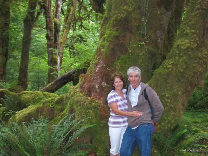Barbara & Thomas from Bozeman, Montana, United States