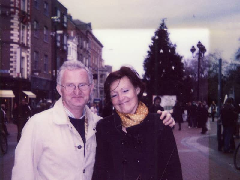 Elizabeth & Vincent from Blackrock, Ireland