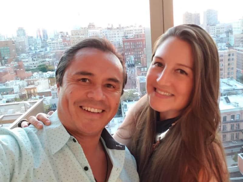 Lauren & Alberto from Da Nang, Vietnam