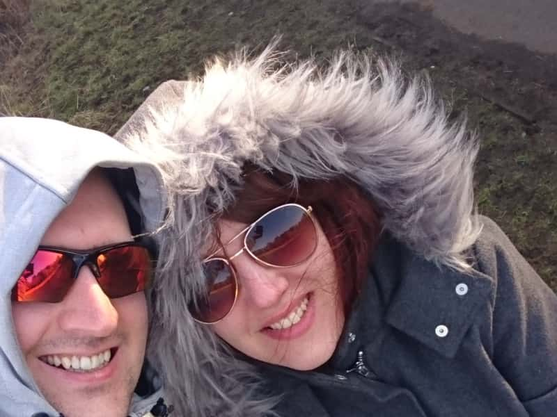 Jodie & Ross from Grangemouth, United Kingdom
