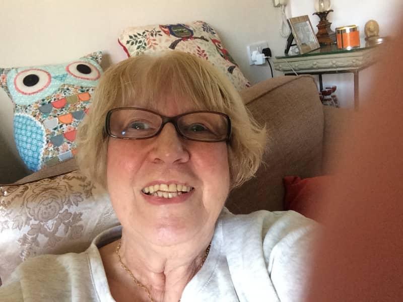 Patricia from Harrogate, United Kingdom