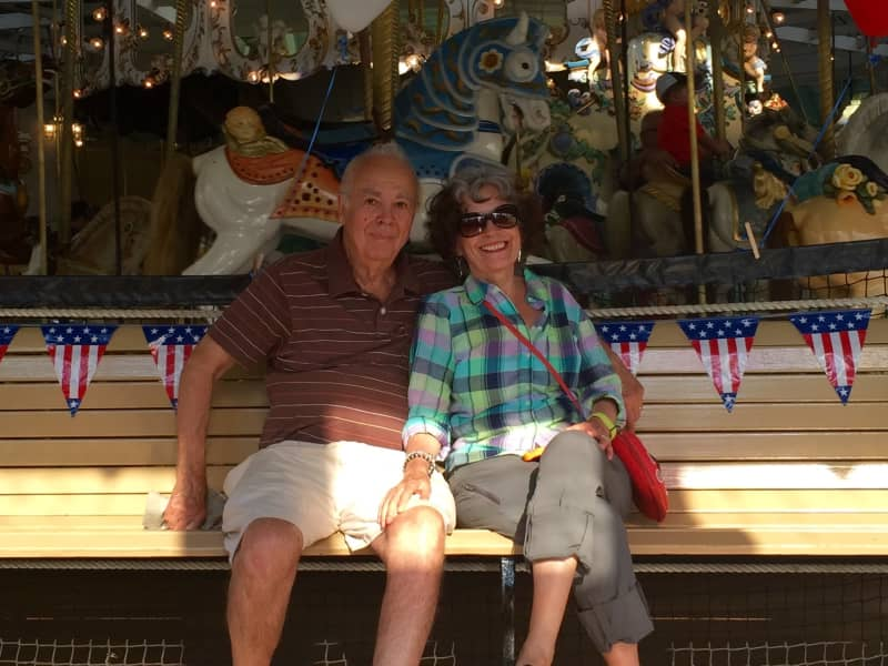 Inge & Ralph from Providence, Rhode Island, United States