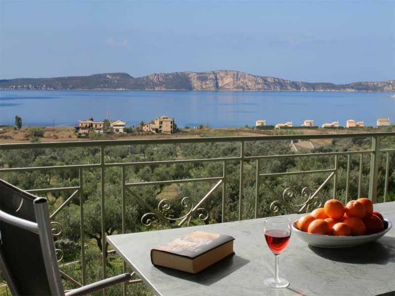 Housesitting assignment in Gialova, Greece