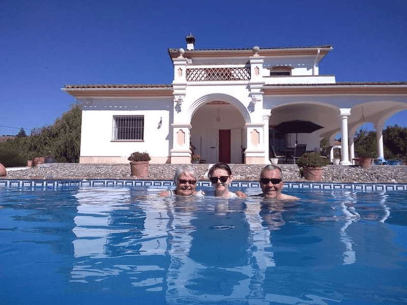 Housesitting assignment in Coín, Spain