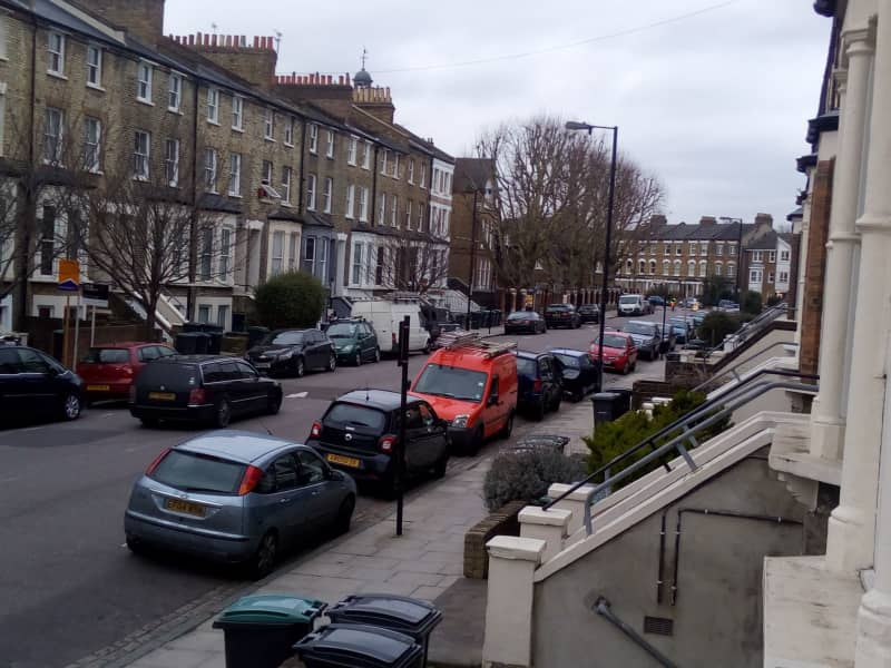 Housesitting assignment in Finsbury Park, United Kingdom