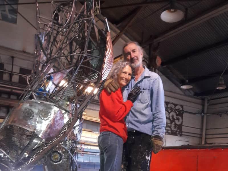 Rose & Greg from Coupeville, Washington, United States